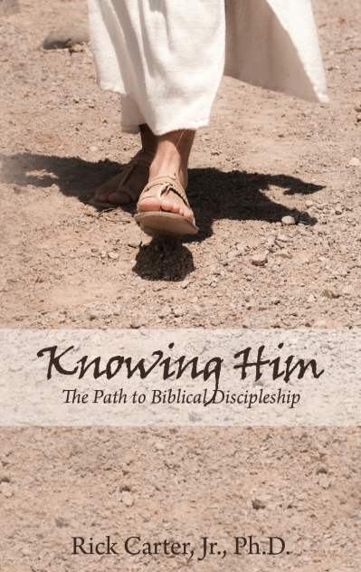 Knowing Him Discipleship Student Edition