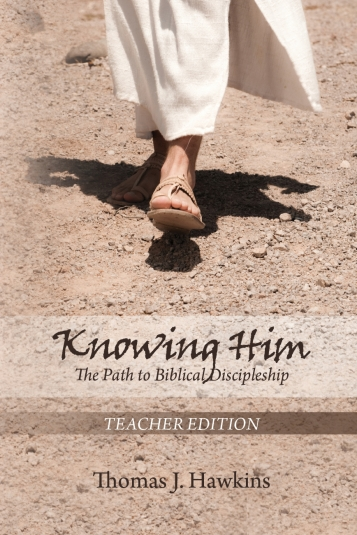 Discipleship Teachers Guide Cover2