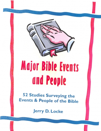 12 Major Bible Events & People