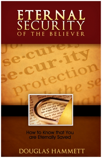 Eternal Securtiy of the Believer front cover