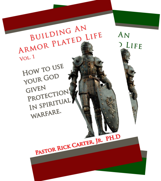building an armor plated life 2 volume set